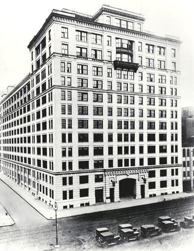 463 West Street, circa 1930